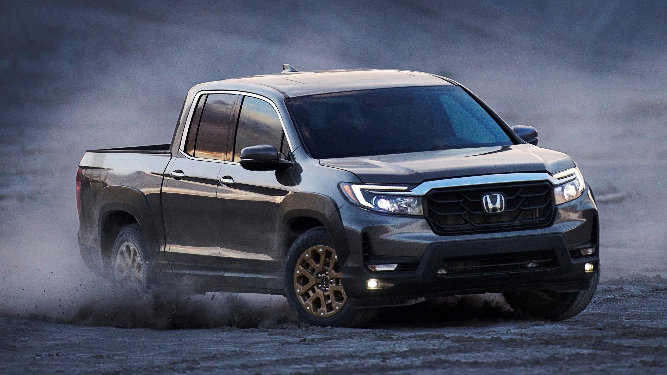 2021 honda ridgeline: more truck than ever, at least
