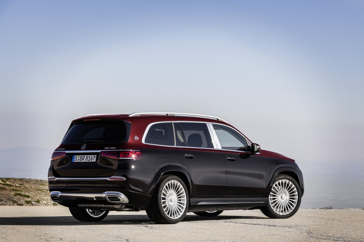 Mercedes Maybach S First Suv Starts At 161 550 The Drive