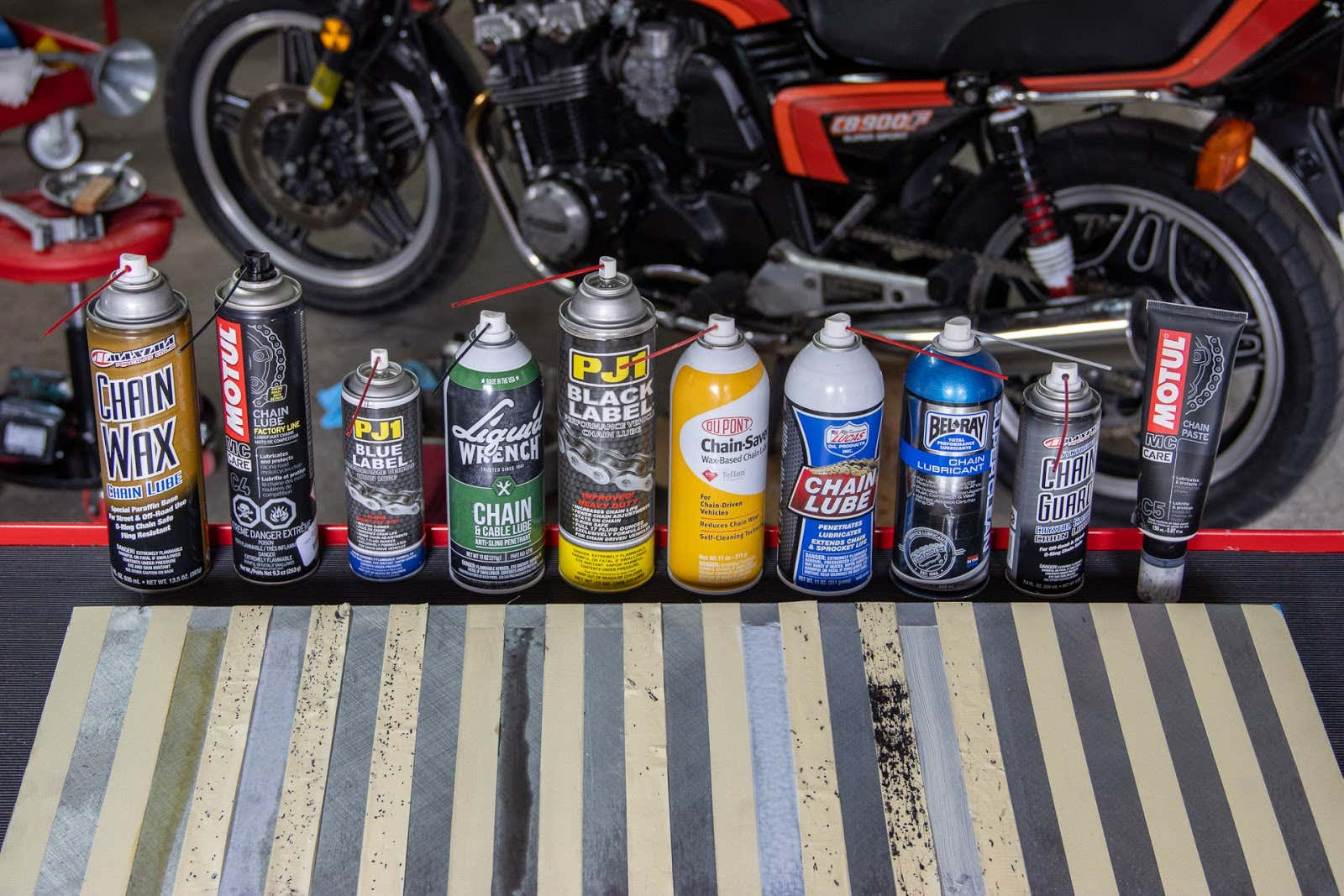 TheDrive Best Motorcycle Chain Lubes Review