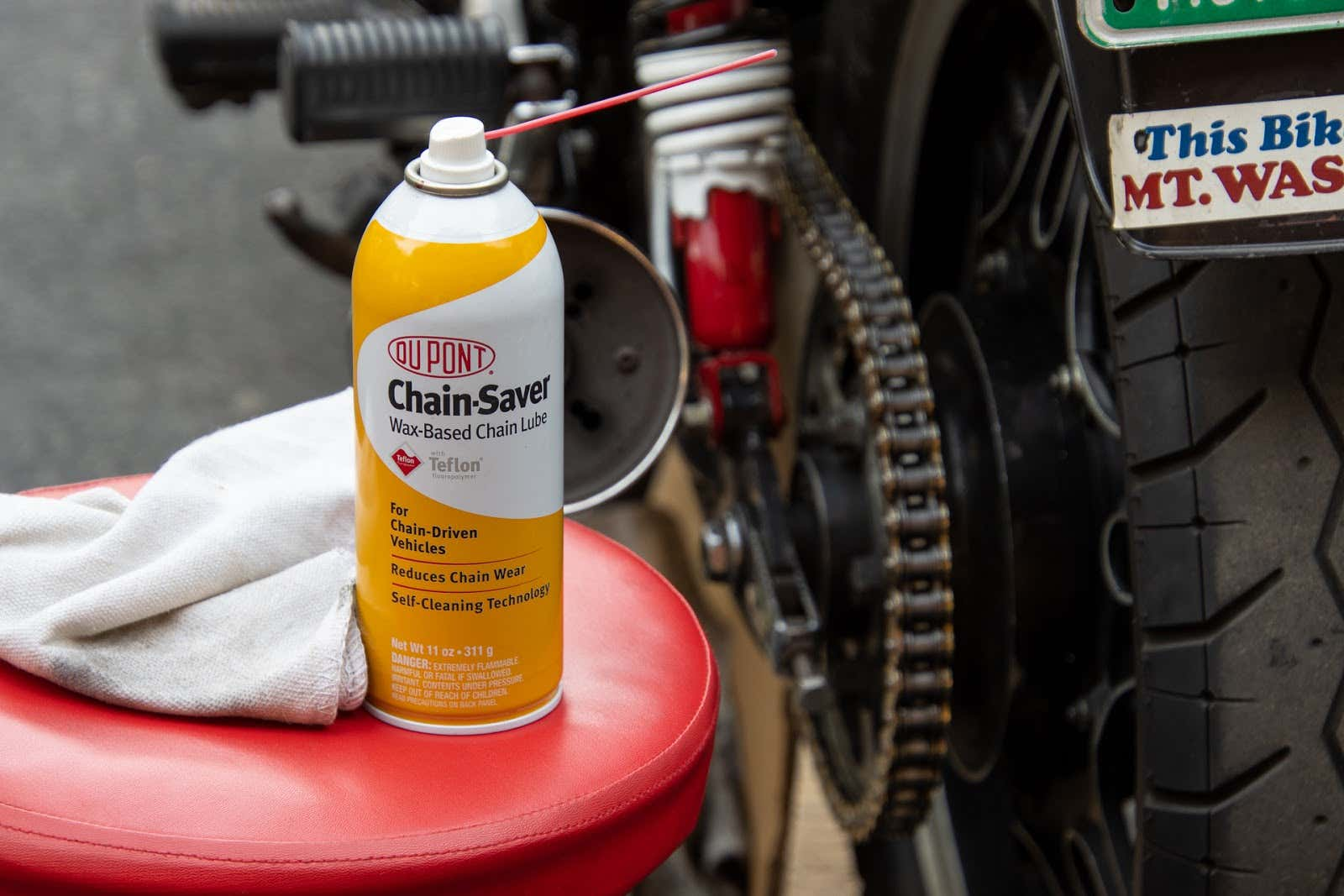 Dupont Chain Saver