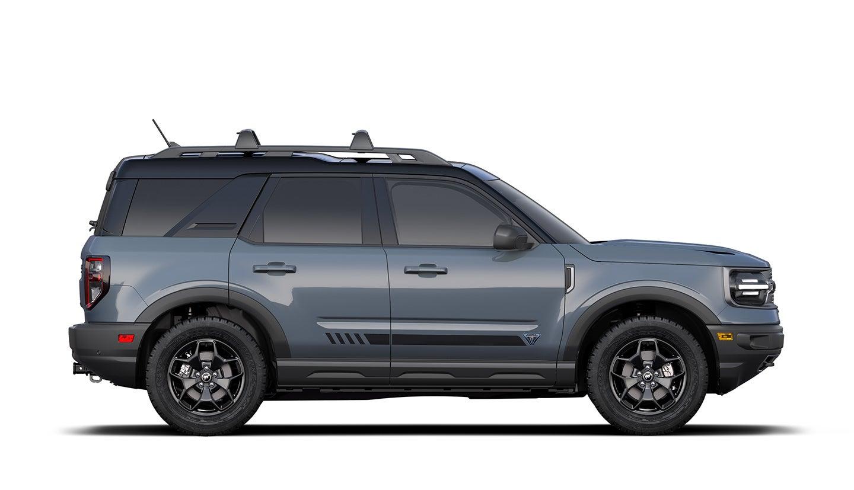 The 2021 Ford Bronco and Bronco Sport Configurators Are ...