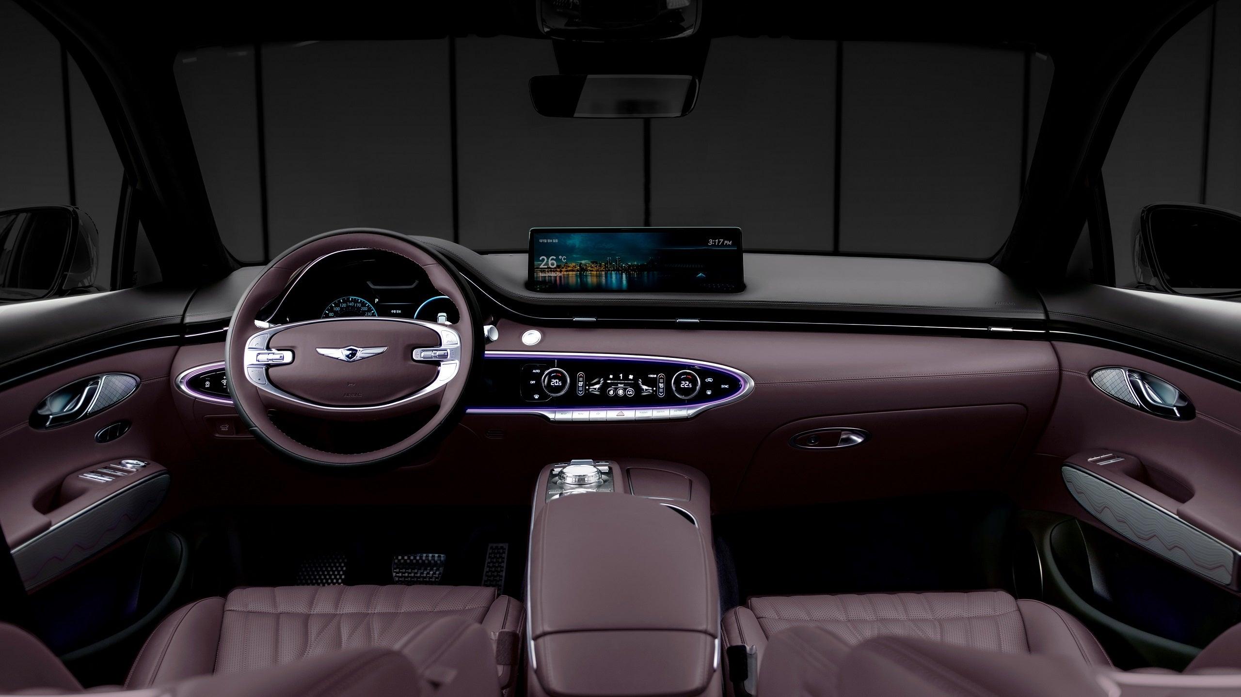 2022 Genesis GV70: Hyundai's Luxury Brand Isn't Messing Around
