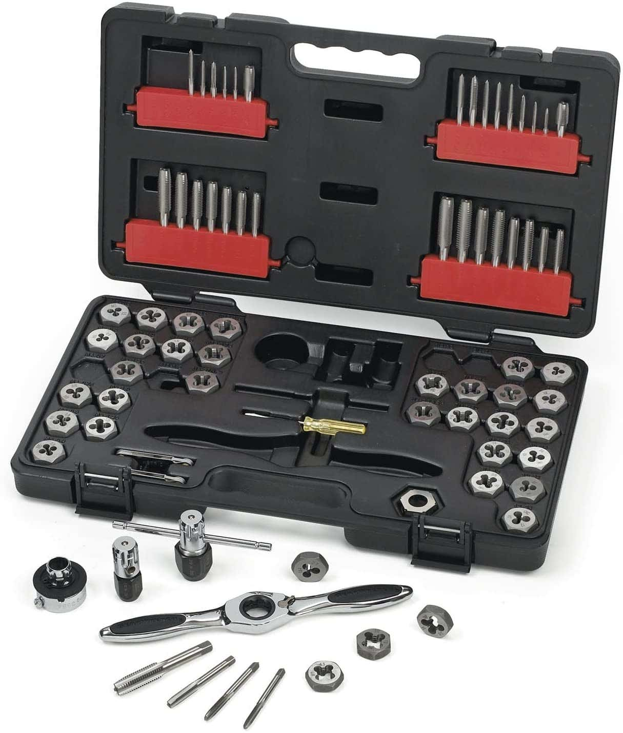 GearWrench 75-Piece Tap and Die Tool Set