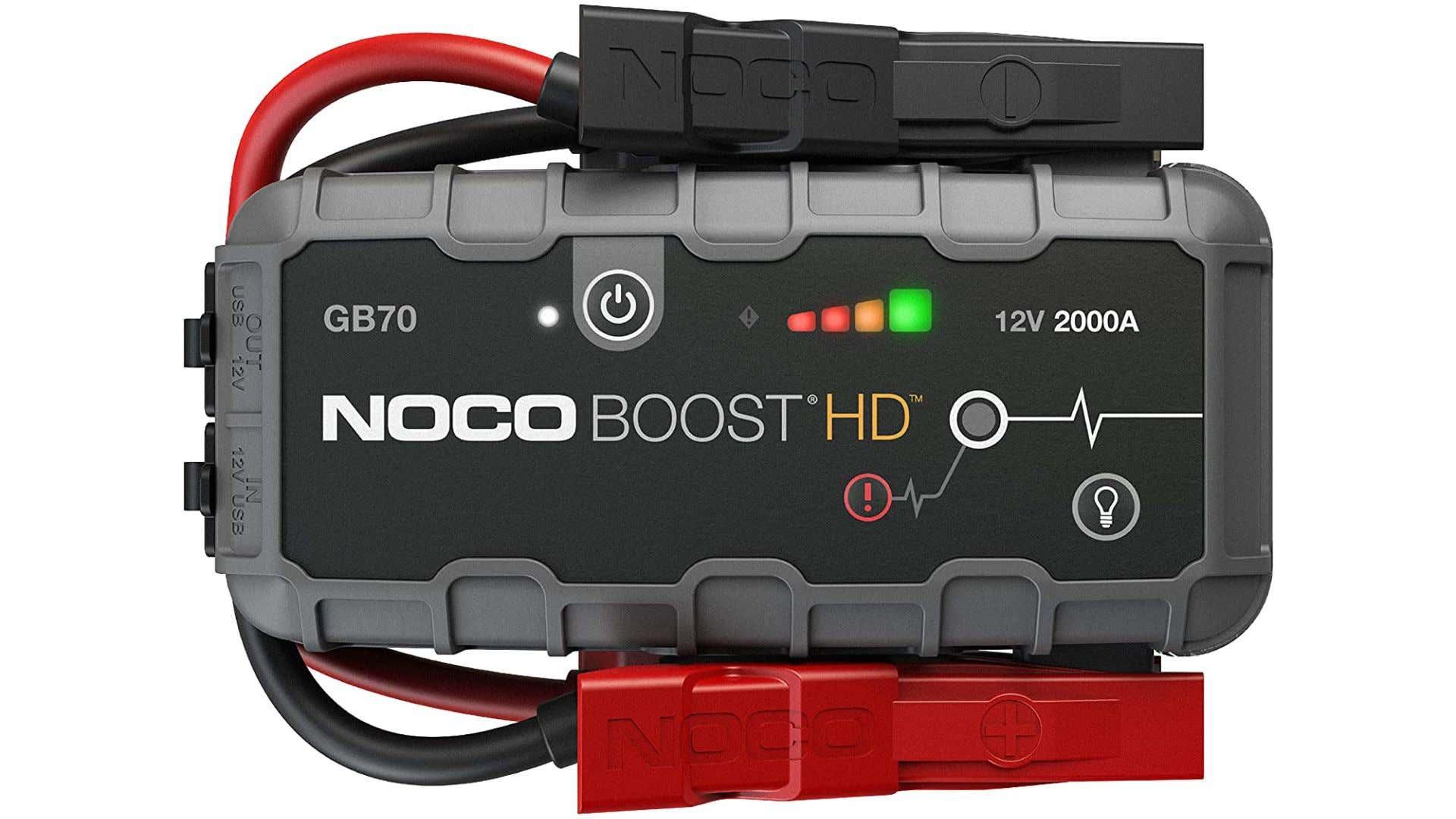 Noco Battery Tender