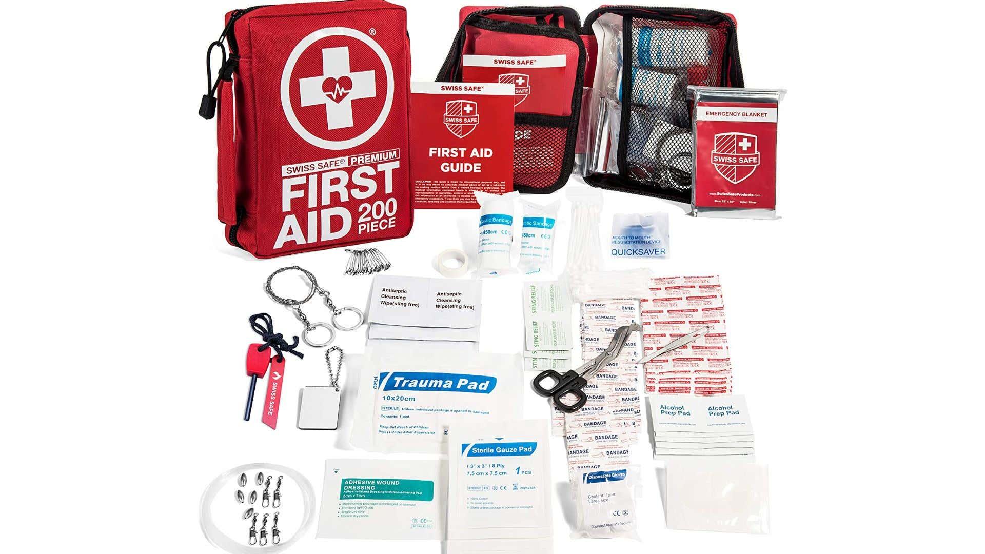 Swiss Safe First Aid Kit