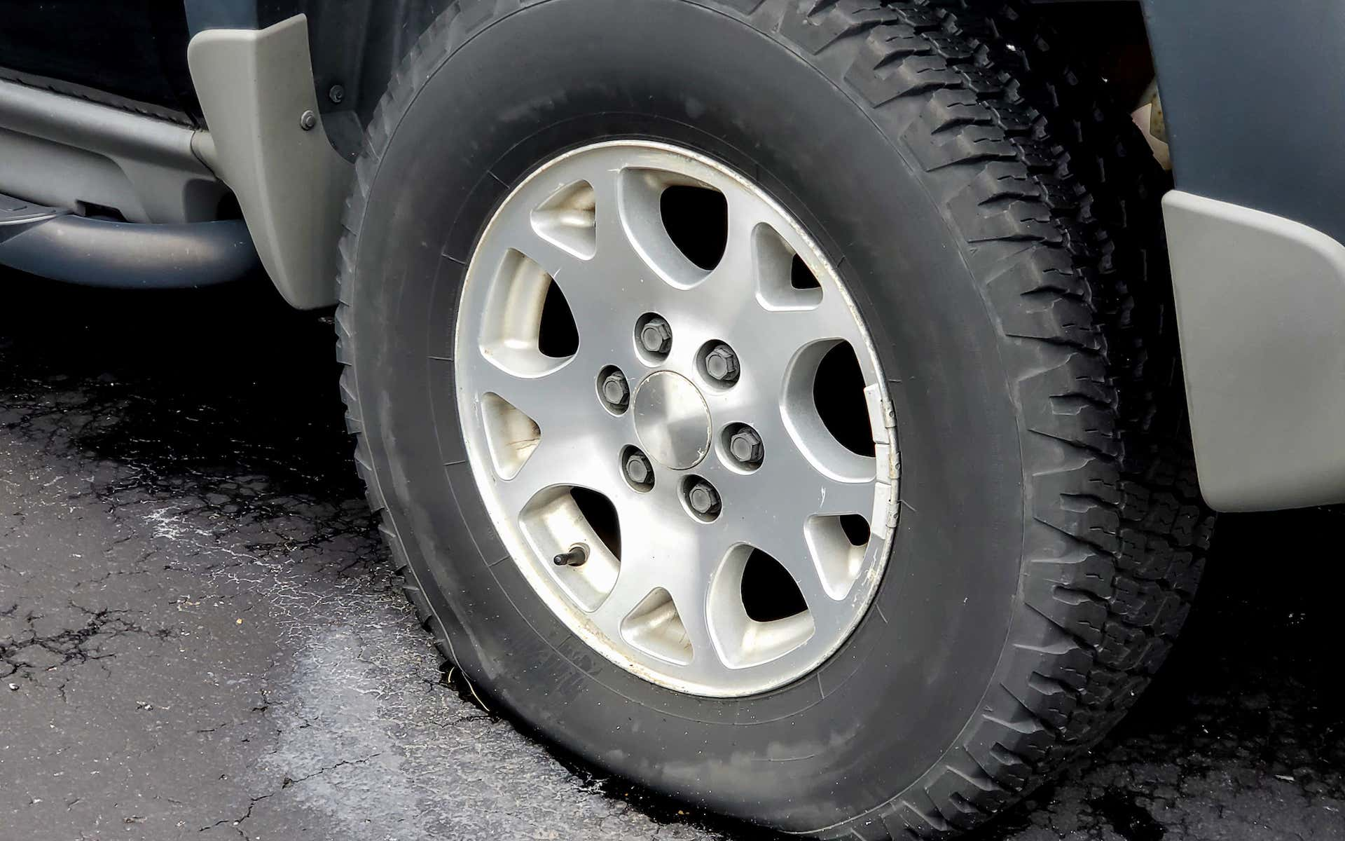 Tires might be part of your problem.