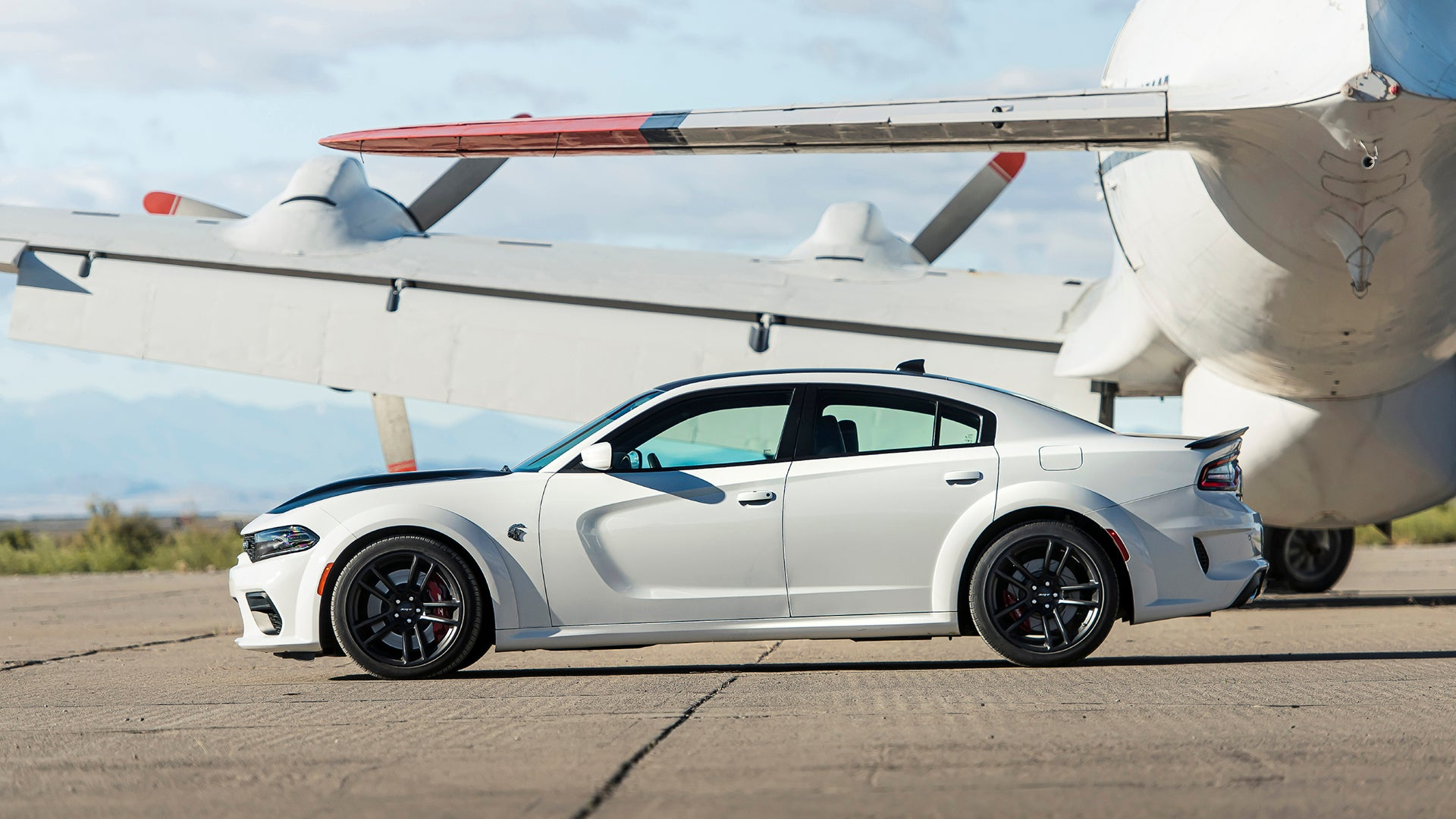 2021 Dodge Charger Srt Hellcat Redeye Widebody Review If It Ain T Broke Just Add 797 Hp