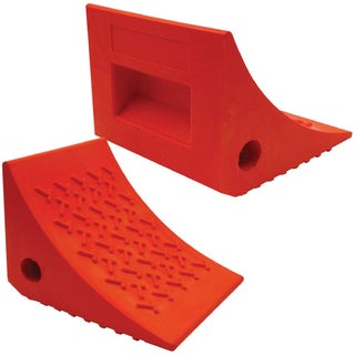 SECURITYMAN 2 Pack Wheel Chocks