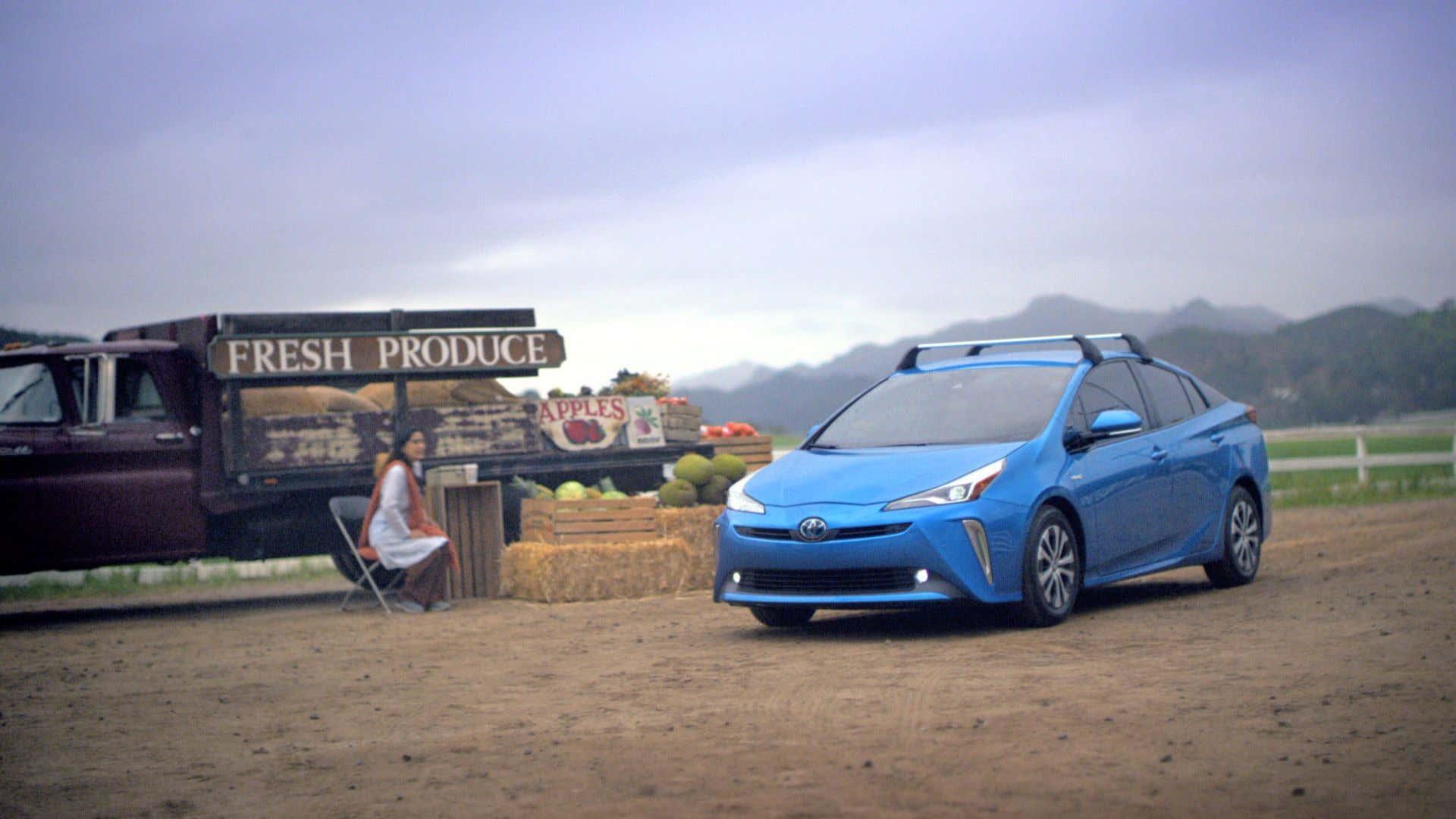 The OG Hybrid, the Toyota Prius.