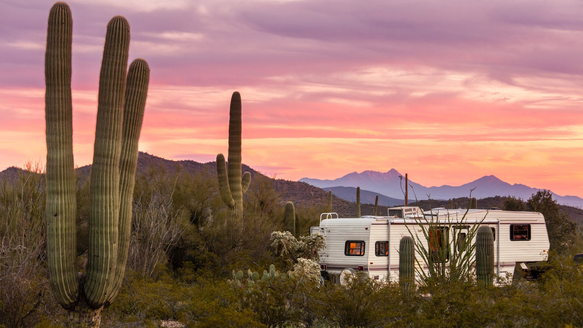 What Your Camper Or Rv Needs For Living Off Grid The Drive