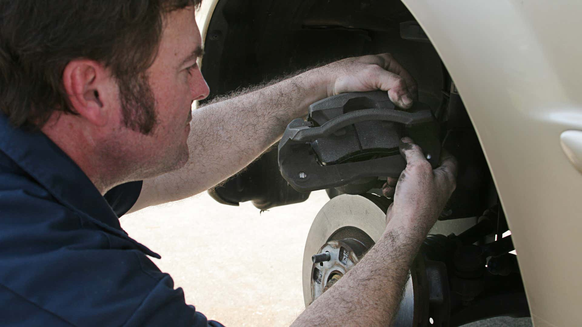 You don't need to be a pro to fix your brakes.