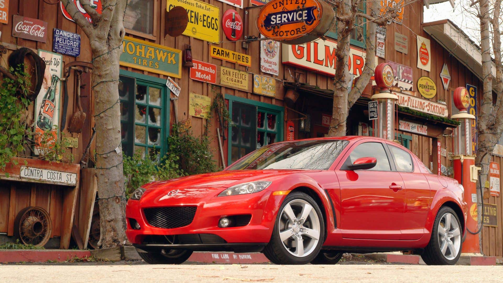 Our wallets ache whenever we see an RX-8.