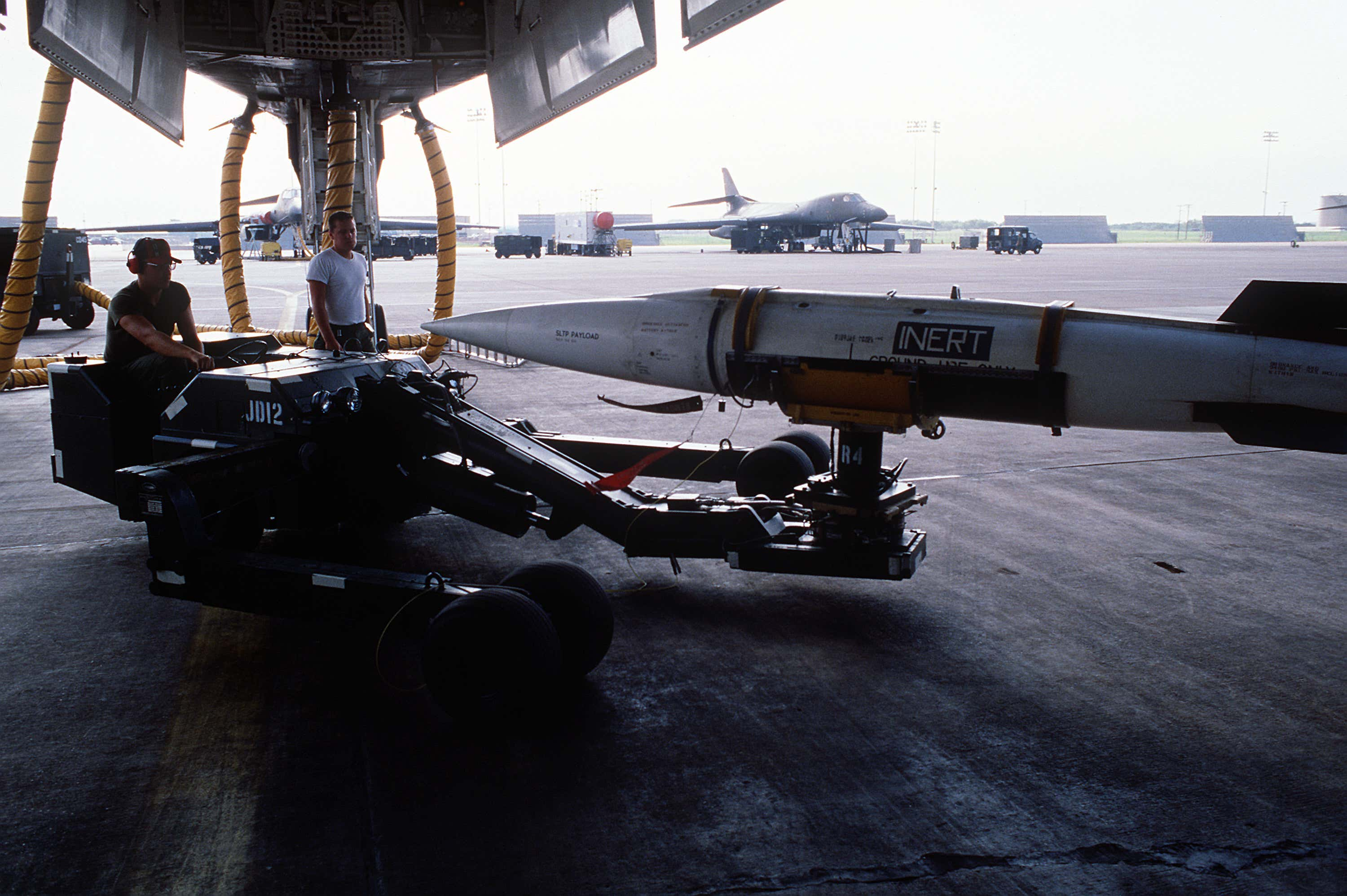 This Stretched Super FB-111 Was A Low-Cost Challenger To The B-1 Bomber