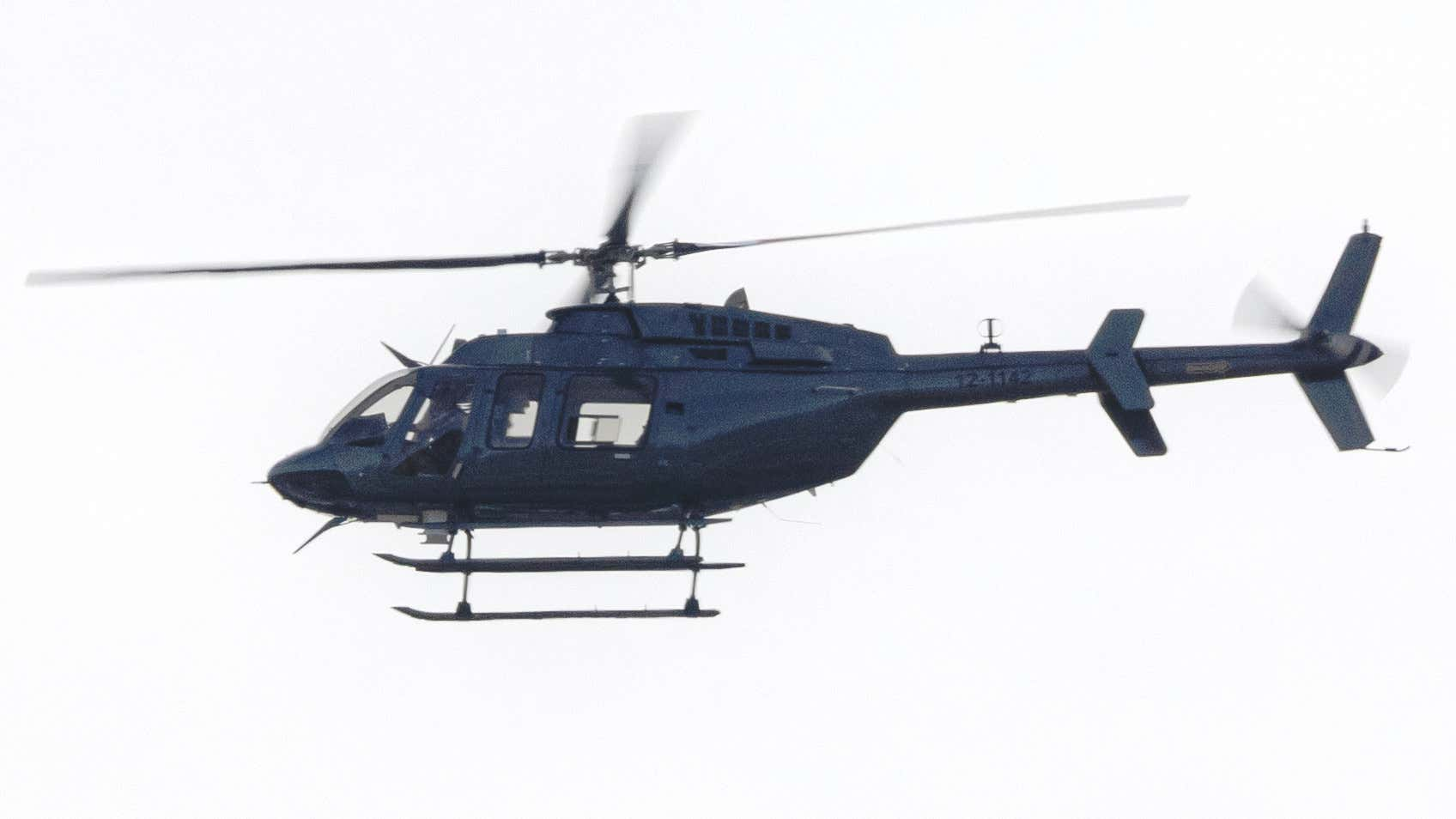 Everything We Know About The Mysterious Dark Helicopters That Have Been Circling Los Angeles