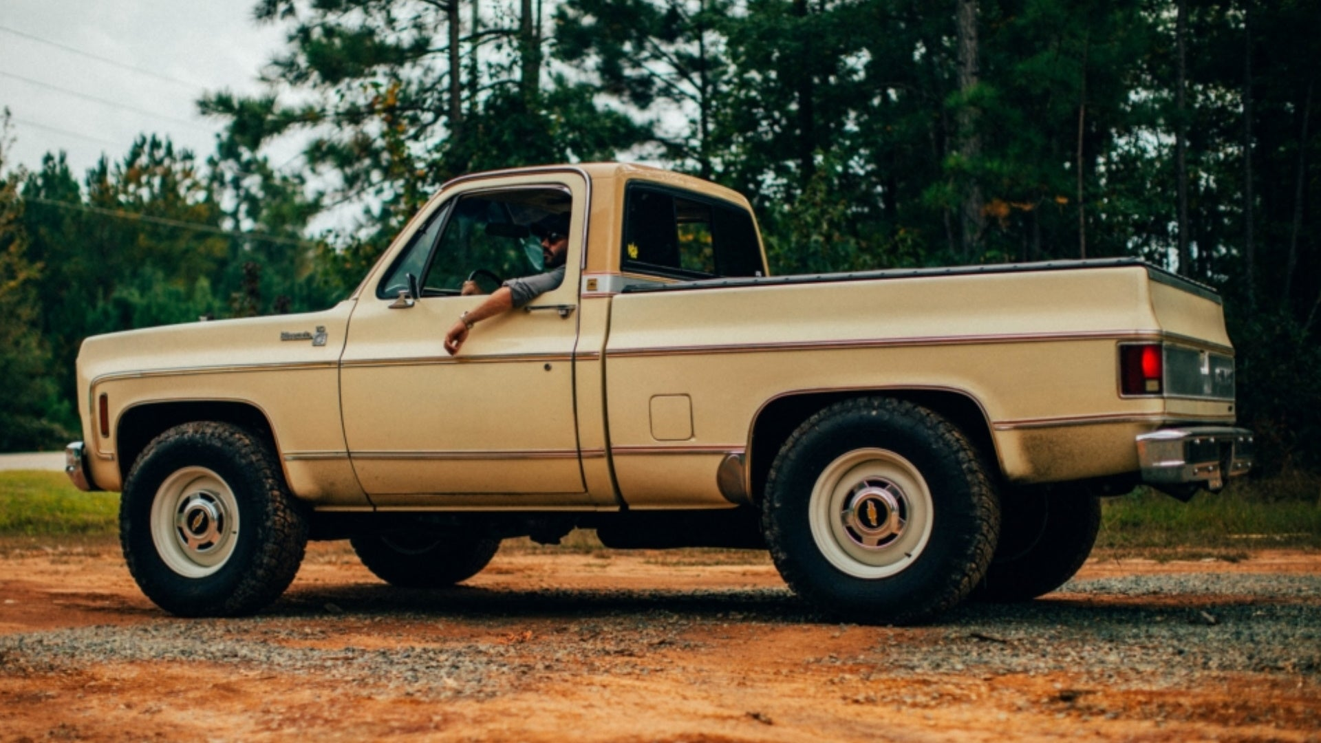You Can Buy A New Square Body Chevy Truck With 650 Hp And Period Correct 4x4 Style