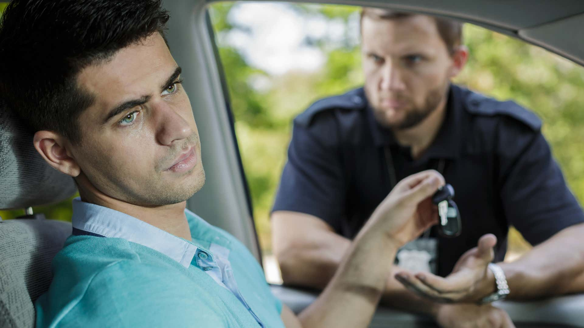 You could lose your license if you end up with too many tickets.