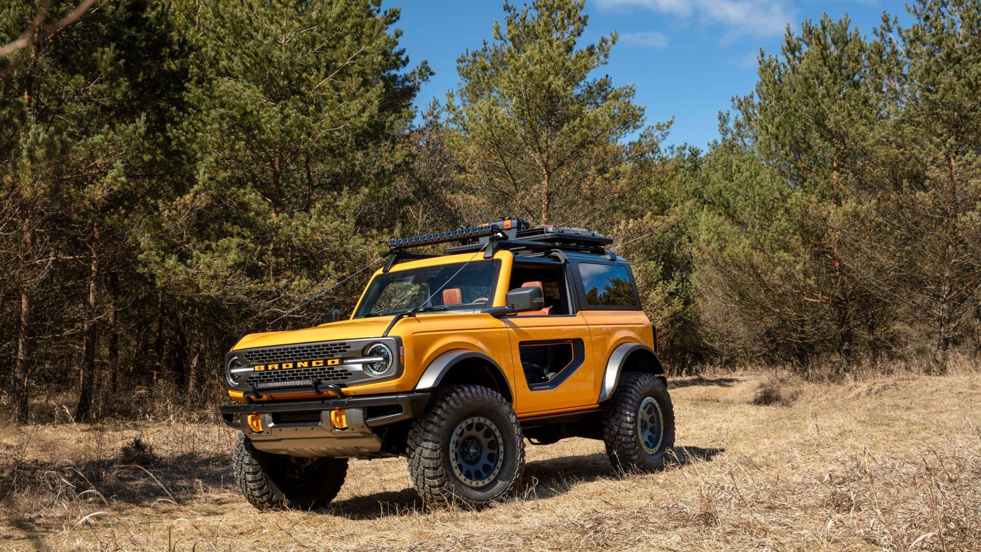 Who's gonna lease a Ford Bronco?