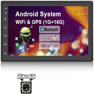 UNITOPSCI 7 Inch Android Car Stereo
