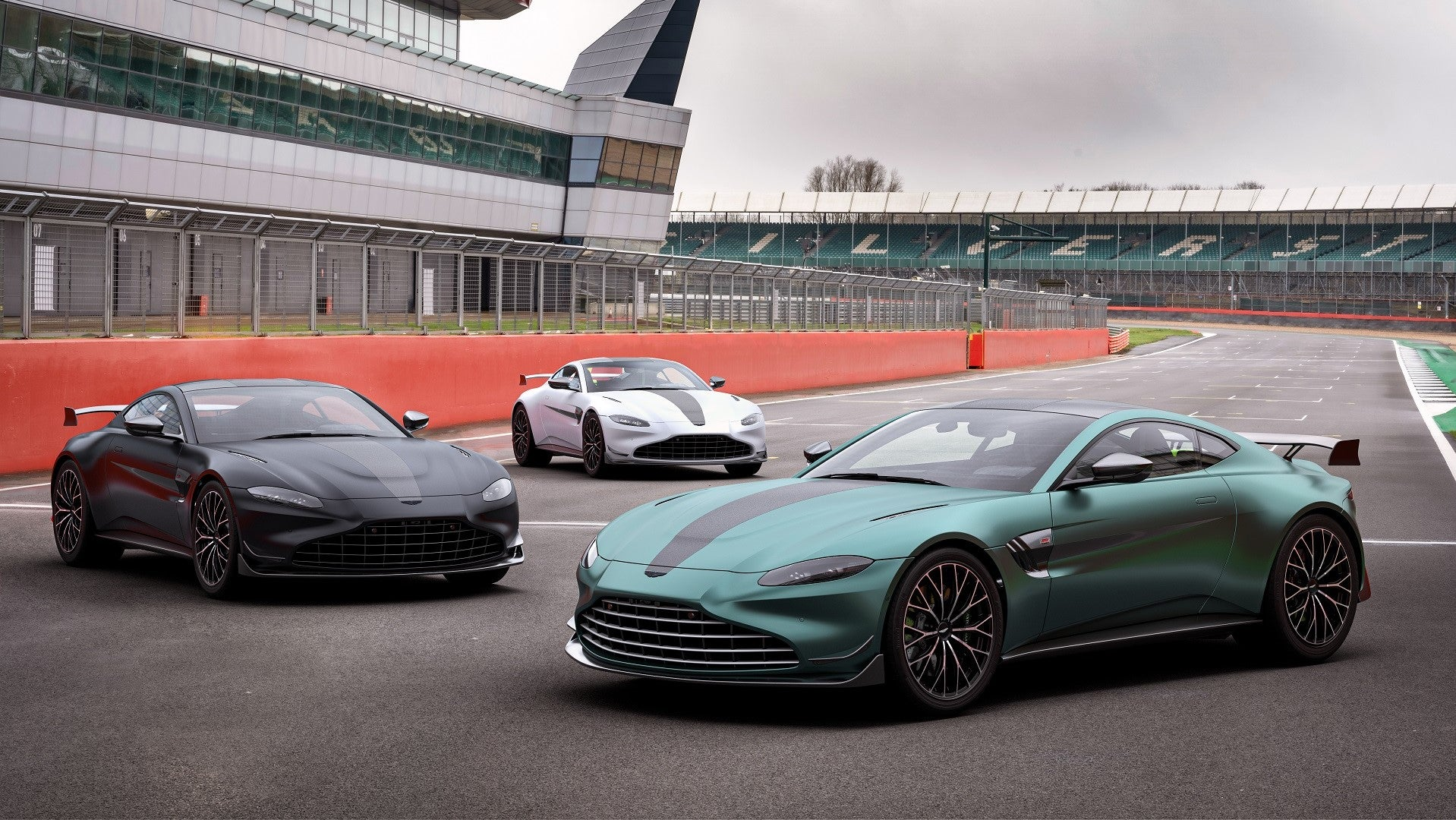 The Aston Martin Vantage F1 Edition Is A Formula One Safety Car For The Road
