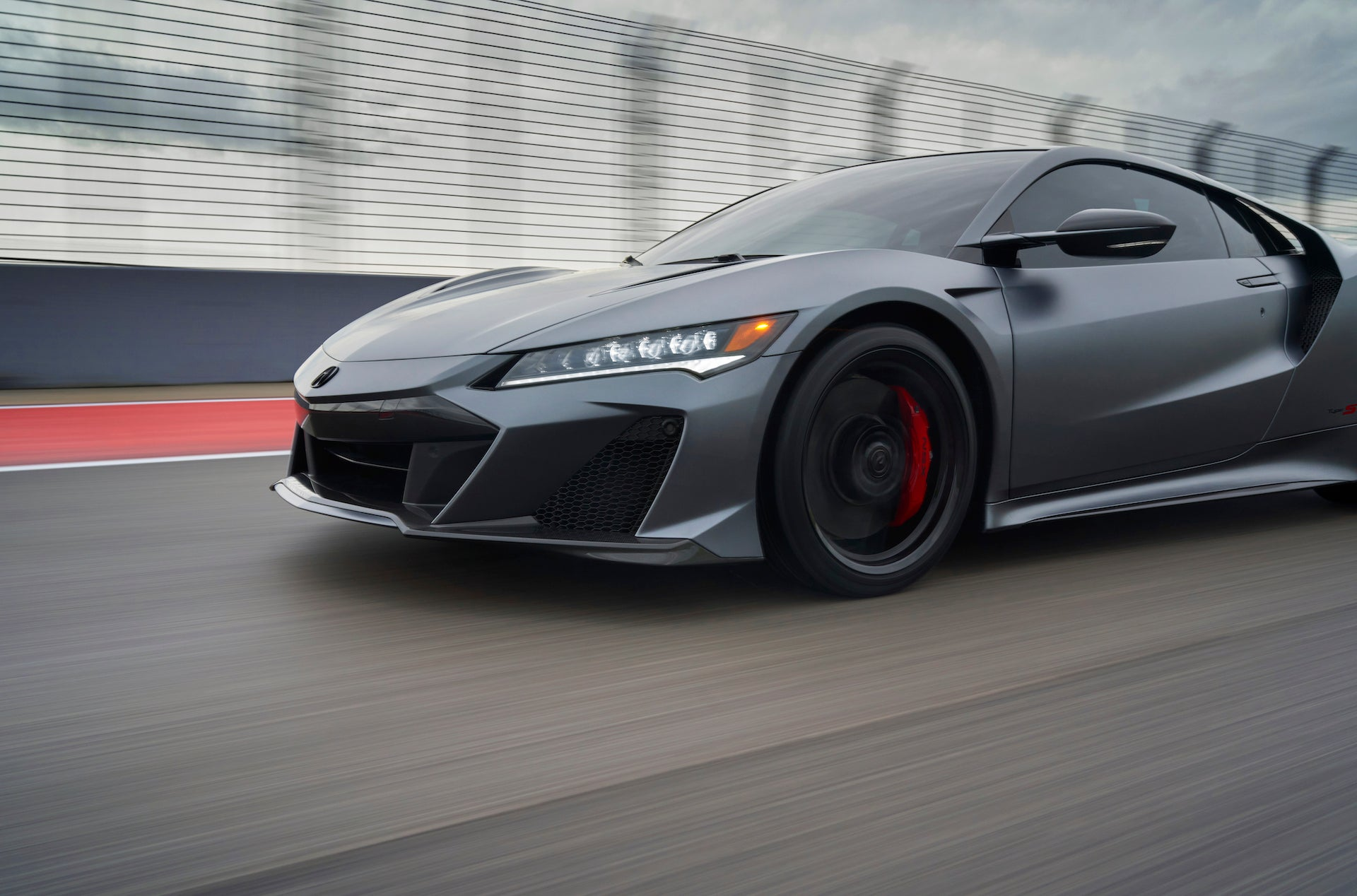 2022 Acura NSX Type S: A Meaner, 600-HP Sendoff for Honda's Supercar