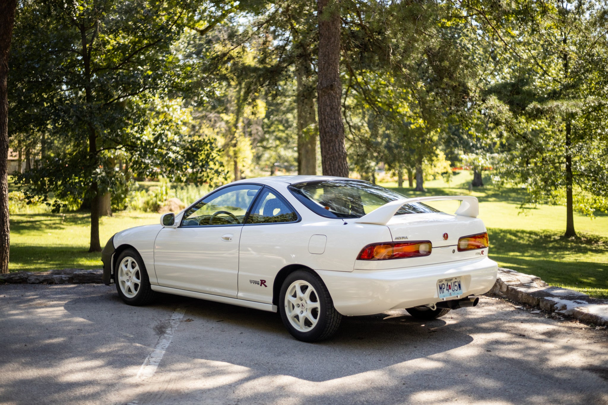 1997 Acura Integra Type R With Just Over 6 000 Miles Sells For Colossal 82 000