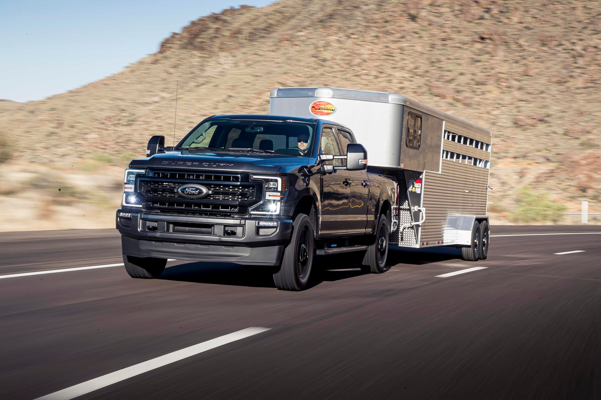 2020 Ford F 250 Super Duty Review Heavy Duty Truck Hegemony