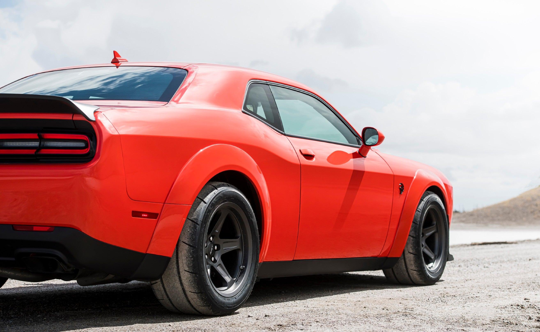 2021 Dodge Challenger Srt Super Stock Drag Radials And 807 Hp On Pump Gas
