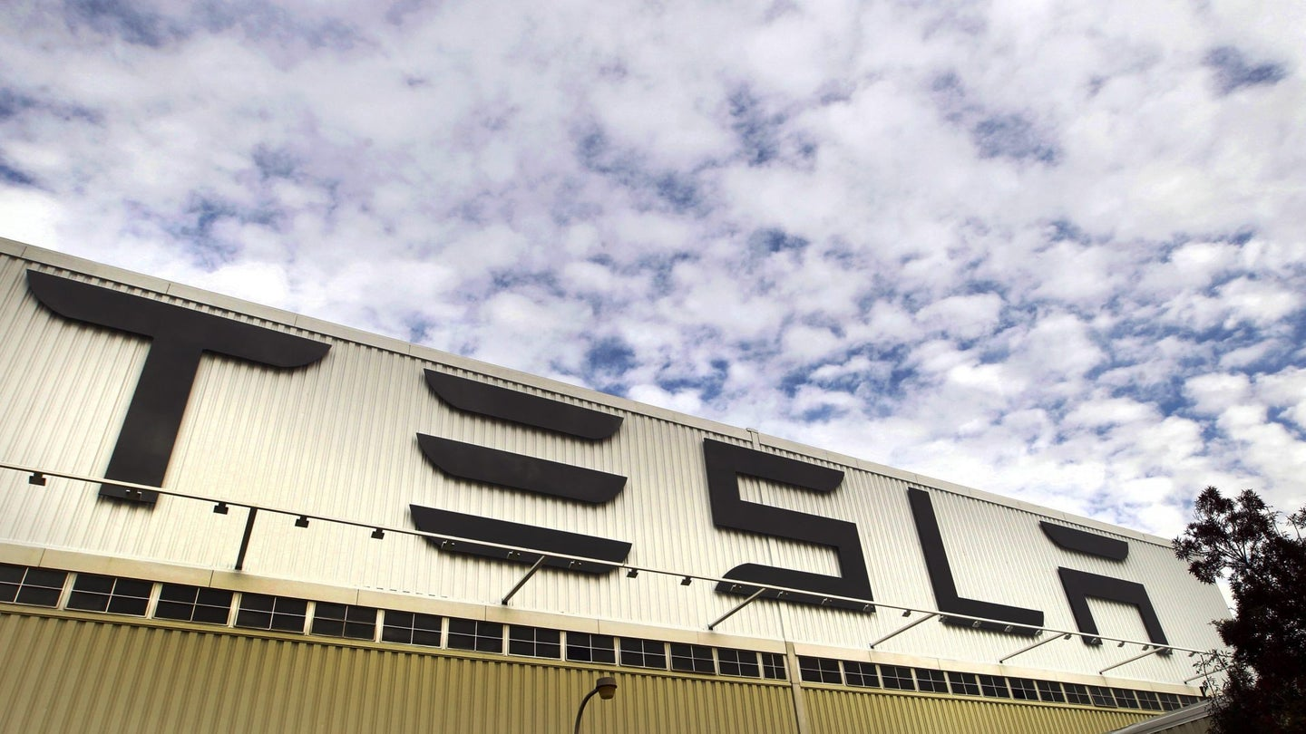 Tesla Motors Opens Electric Car Factory In Northern California