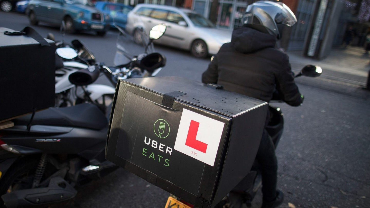 Fierce Competition In The Food Delivery Business
