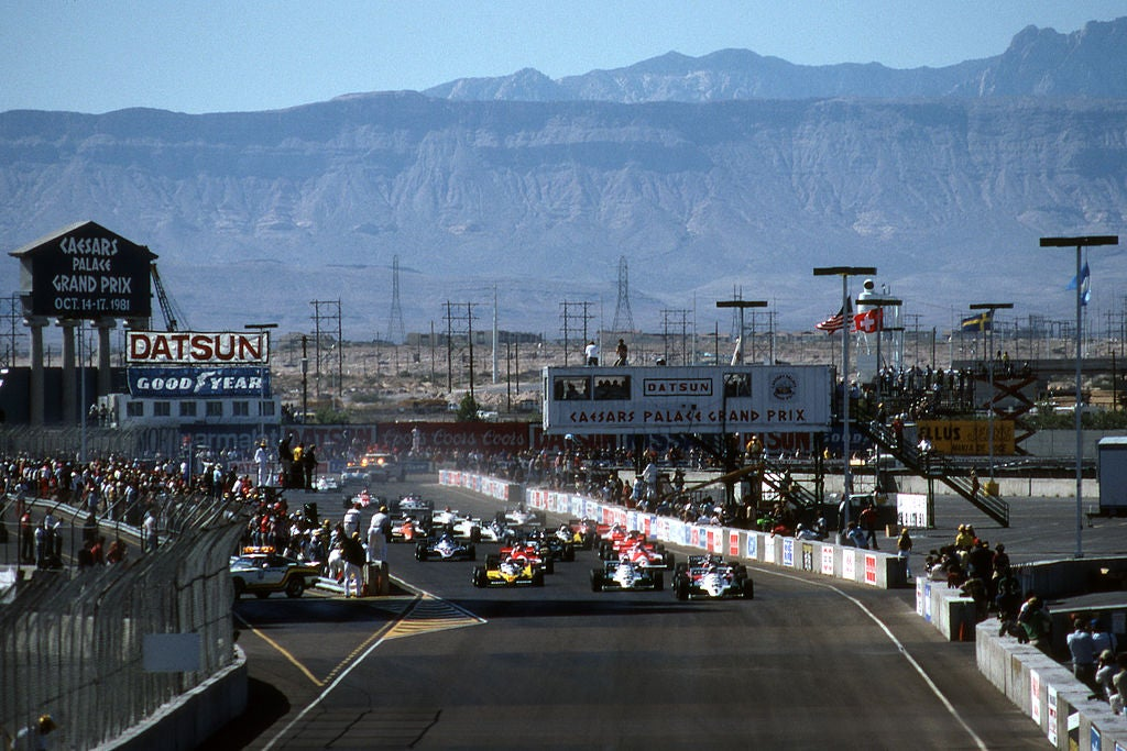 1981 Ceasars Palace Grand Prix
