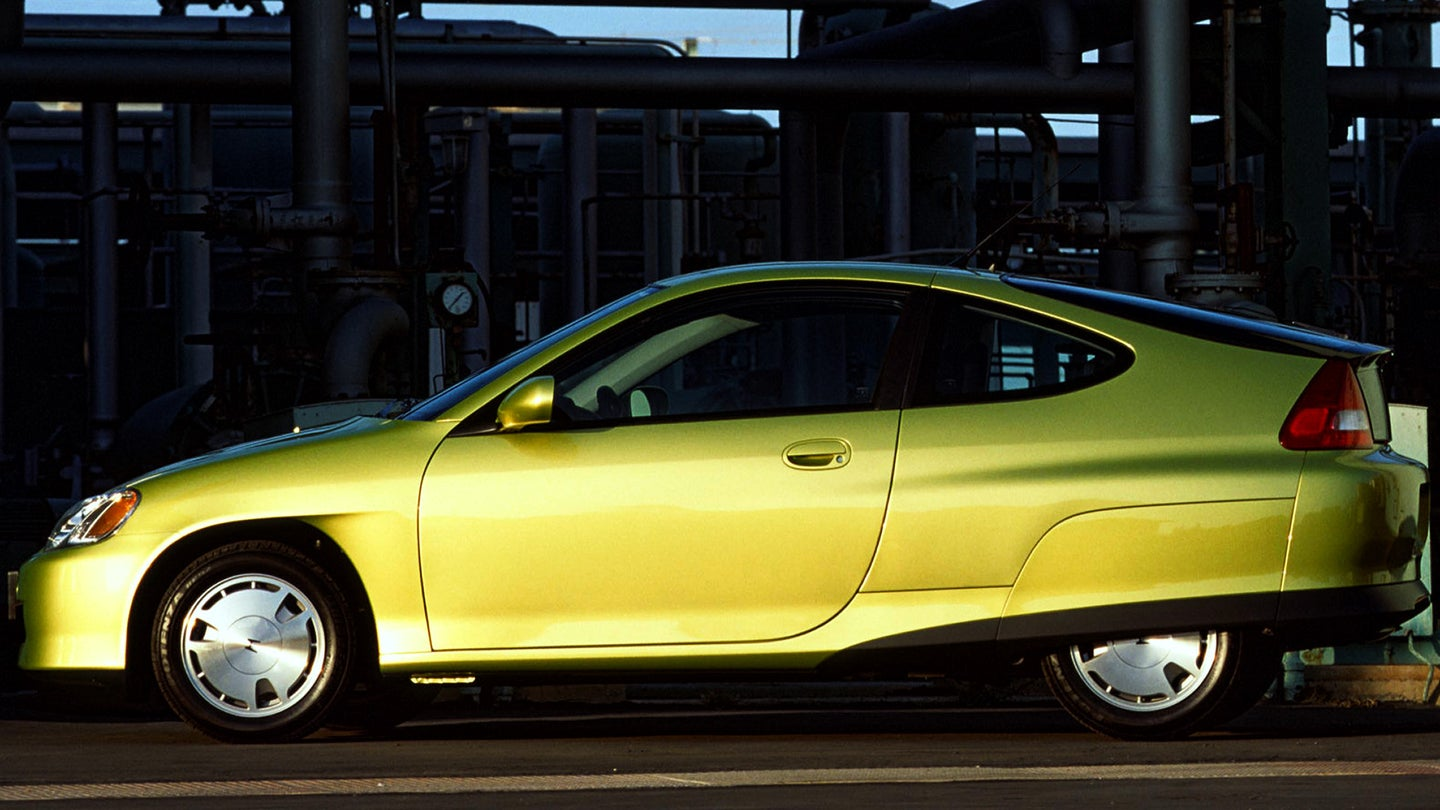 First Gen Honda Insight, Pros and Cons | The Drive