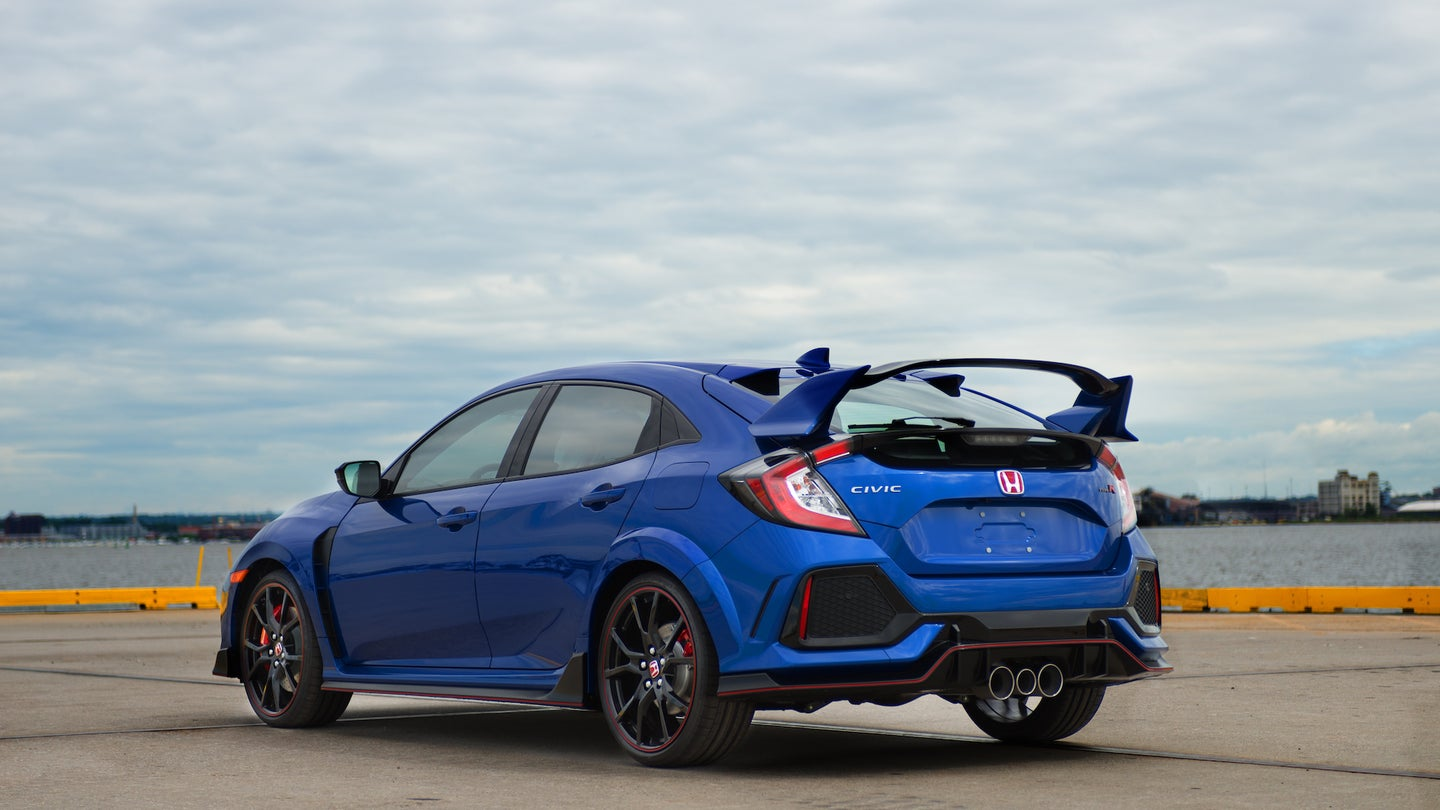 First Honda Civic Type R (VIN 001) to be Auctioned Ahead of Arri