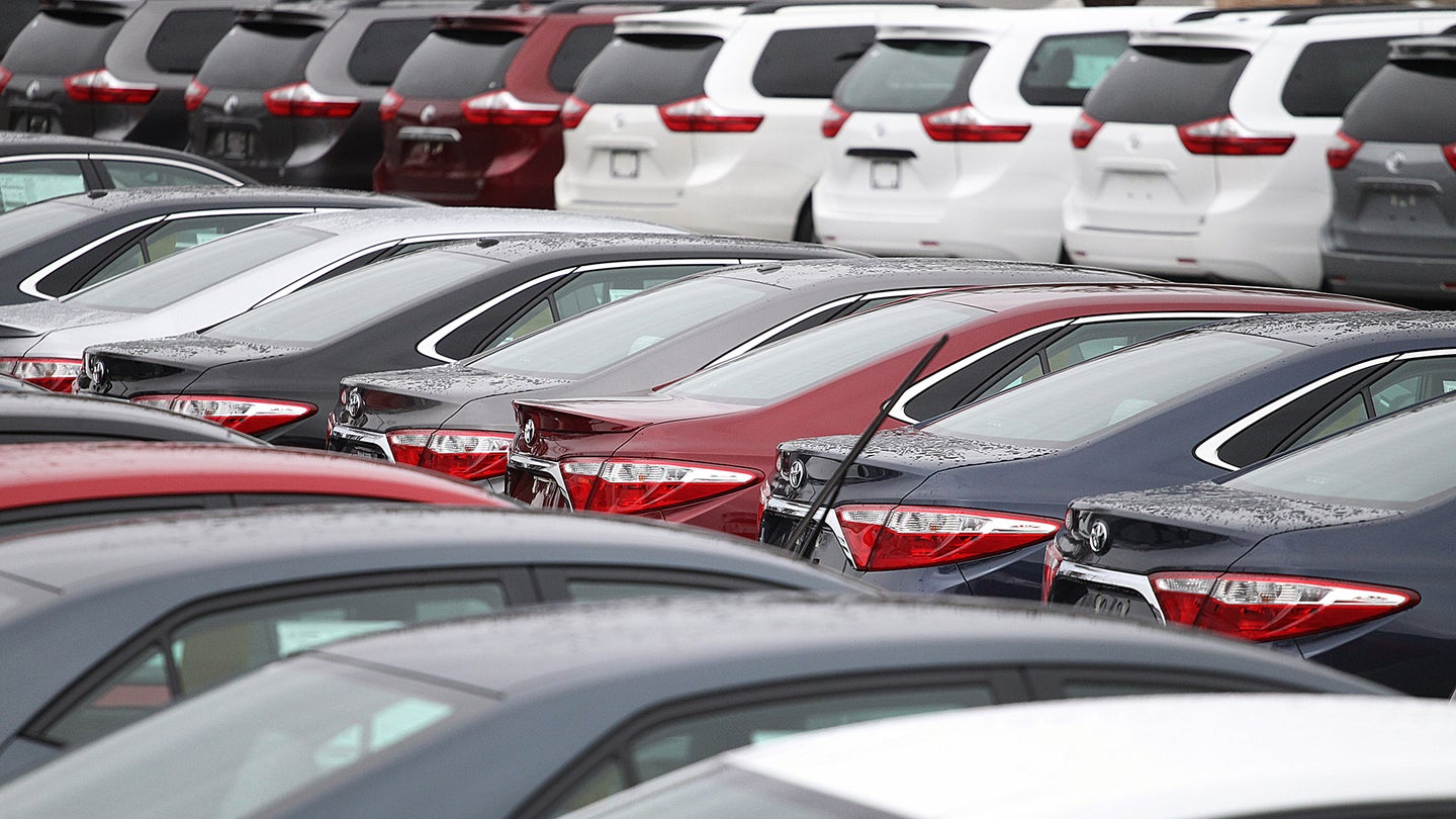 Car Dealerships Take Sunday Off
