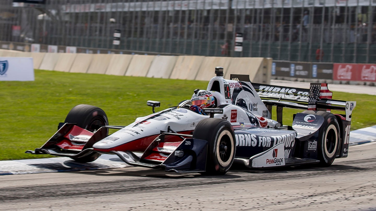 Chevrolet Detroit Grand Prix presented by Lear at Belle Isle Park