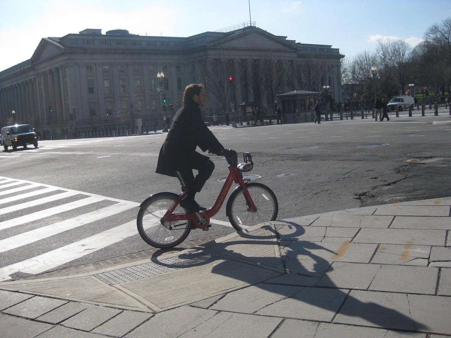 DC: CAPITAL BIKESHARE