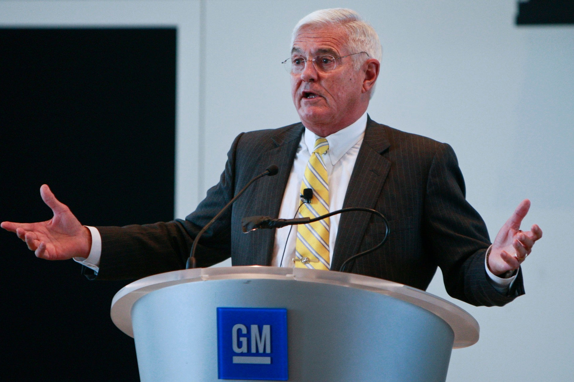 Retirement Event For Former General Motors Vice Chairman Bob Lutz