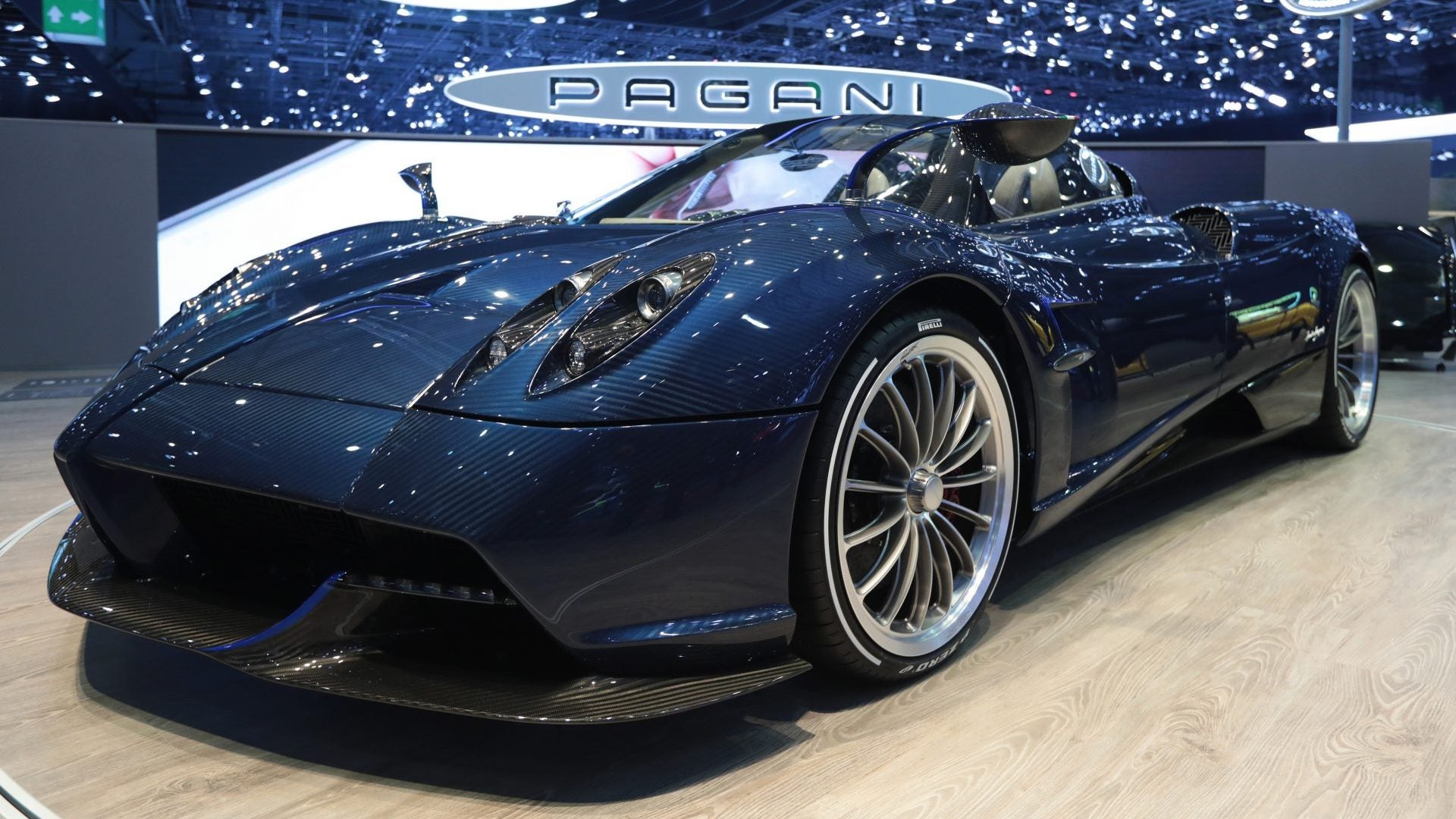 Second Day Of The 87th Geneva International Motor Show