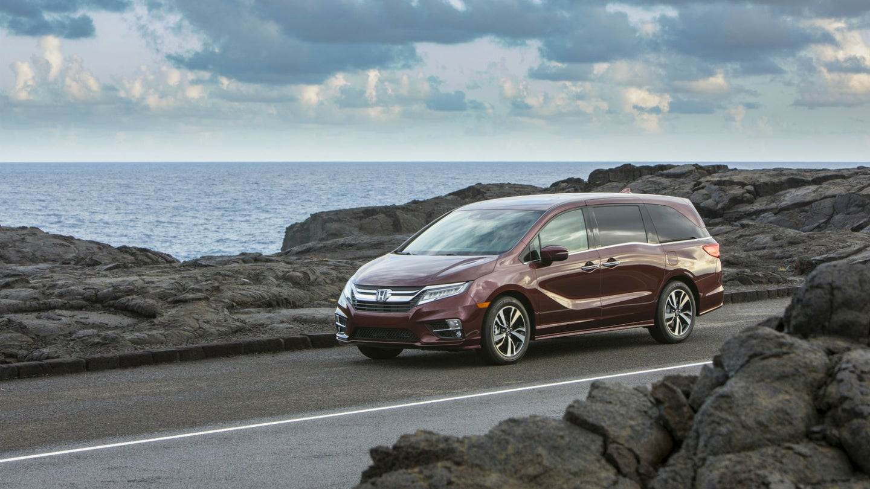 2019 Honda Odyssey Starts at $31,065 - The Drive