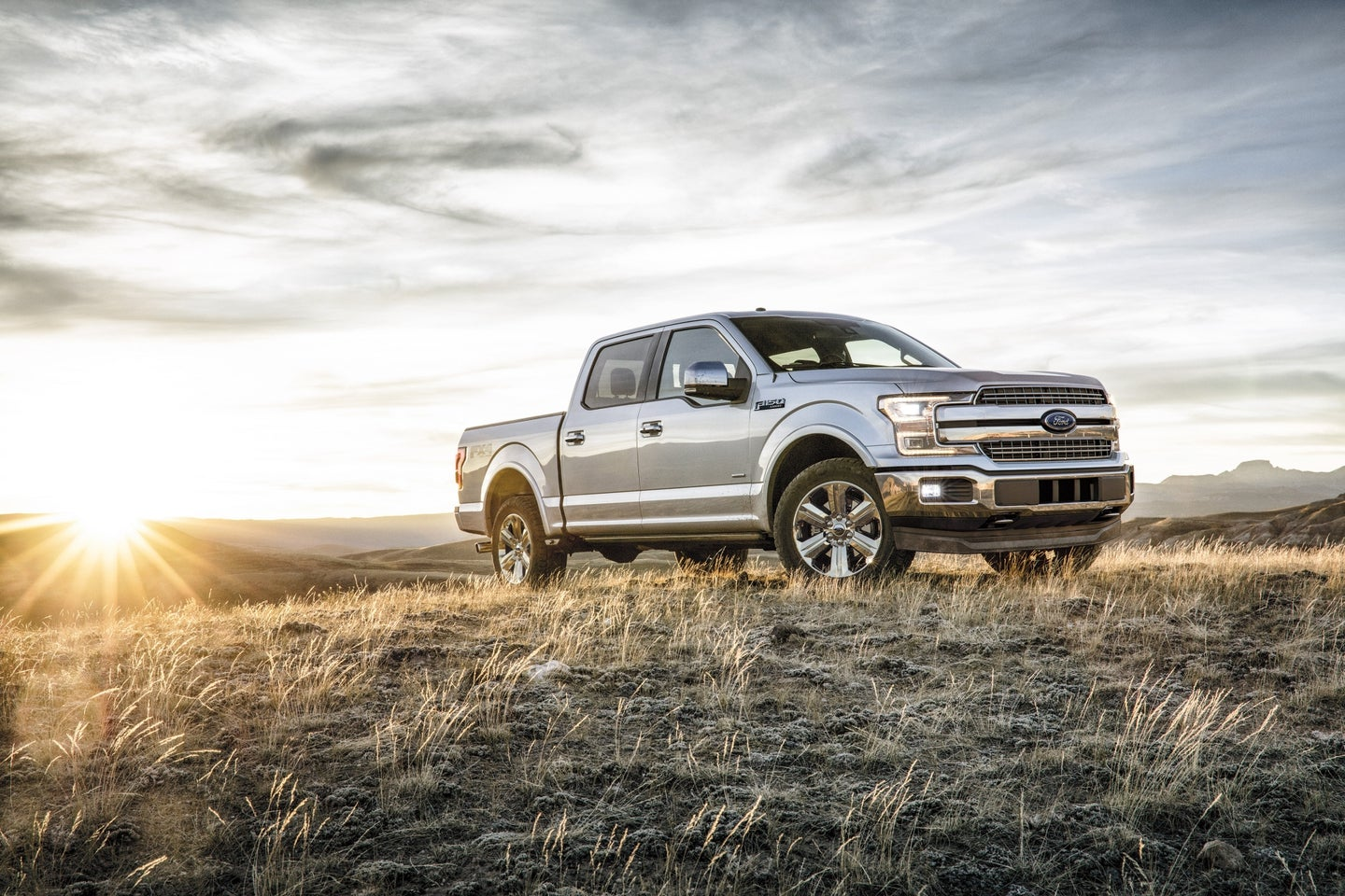 Ford Recalls 7,580 Units of F-150, Expedition, Lincoln Navigator Vehicles in North America - 2018 Ford F-150