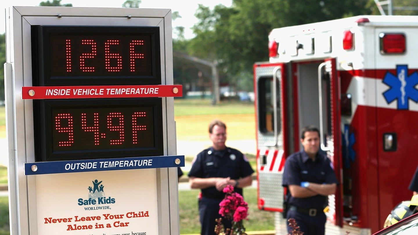 LaHood And Sebelius Unveil New Campaign To Prevent Child Heatstroke In Cars