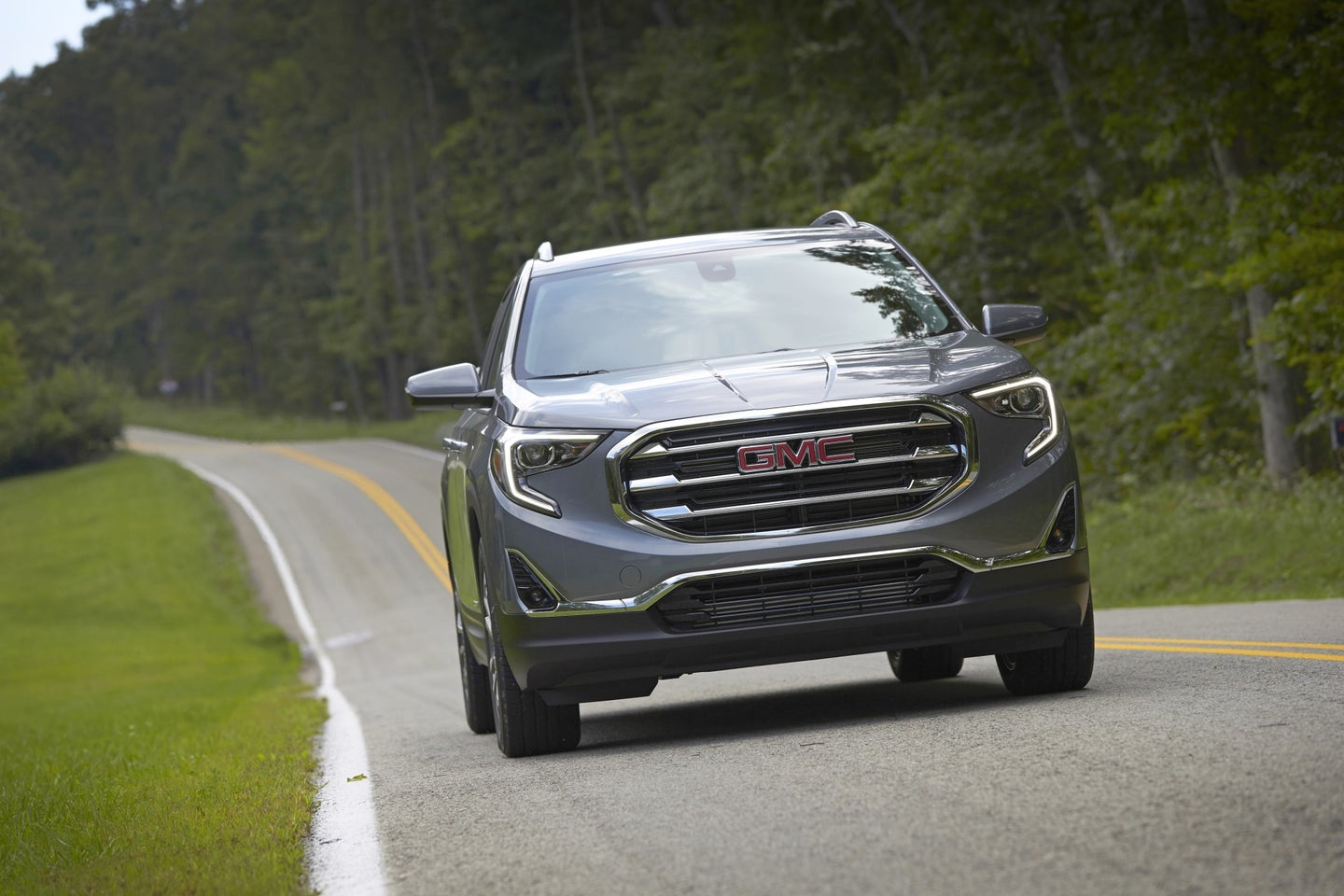 Over 88,000 2018 GMC Terrain SUVs Recalled Due to Possible Airbag Deployment Issue