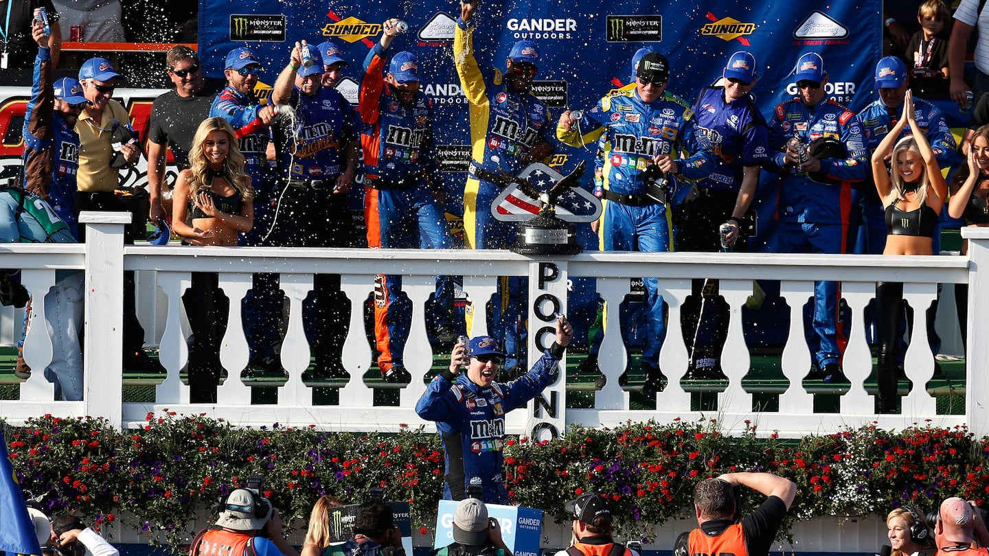 Monster Energy NASCAR Cup Series Gander Outdoors 400