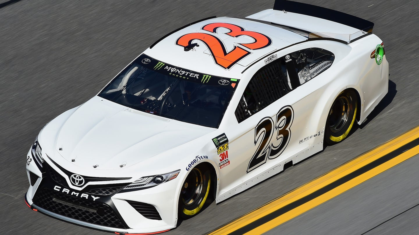 Monster Energy NASCAR Cup Series Daytona 500 - Practice