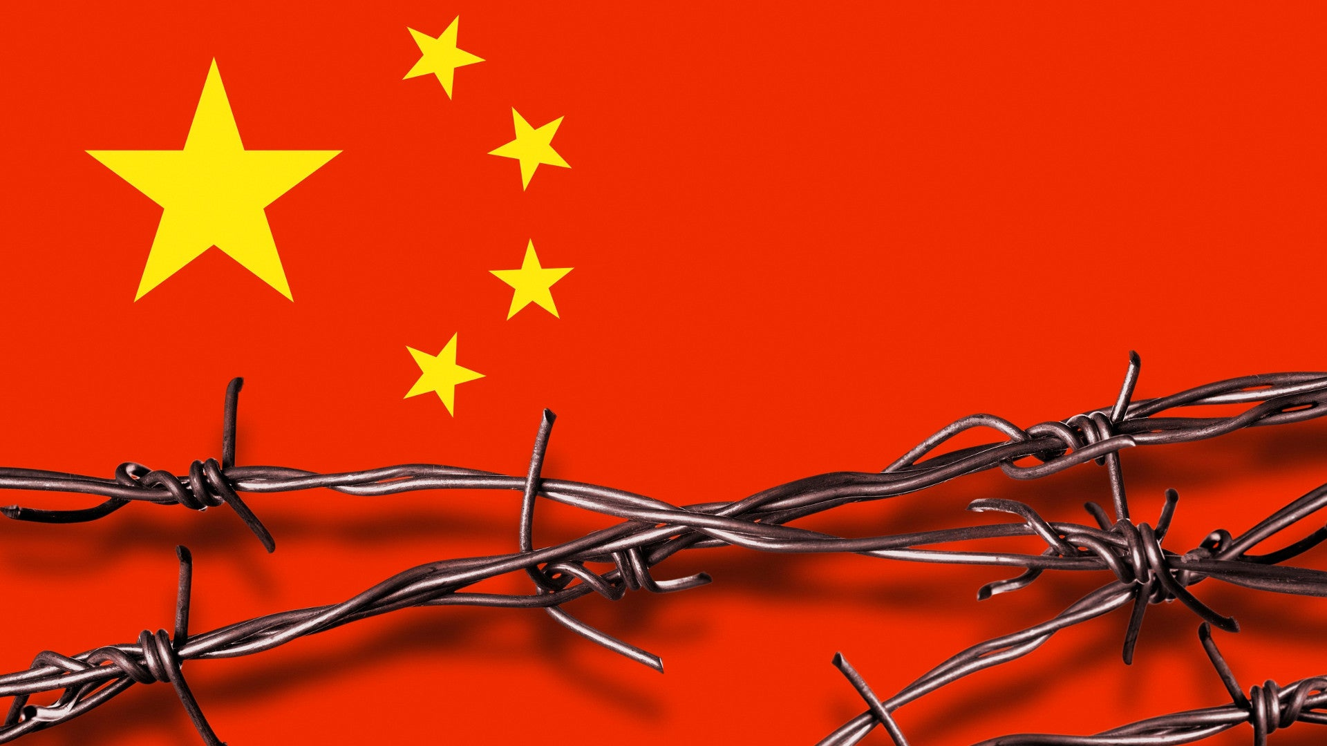 China's Dismantling Of CIA Spy Ring Highlights Growing Dystopian-Like Surveillance State