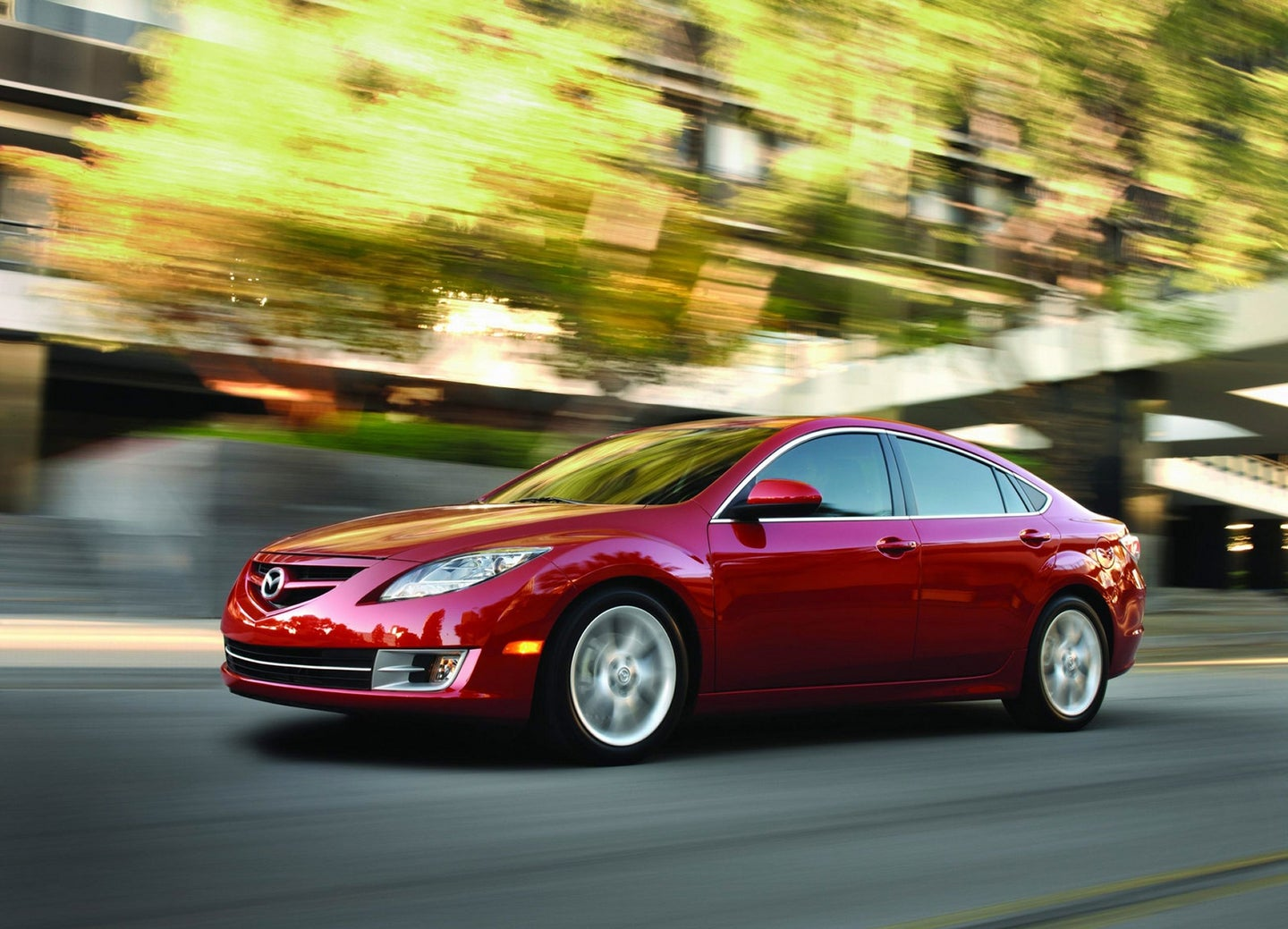 Nearly 49,000 Mazda6 Vehicles Recalled Due to Risk of Reduced Steering Control
