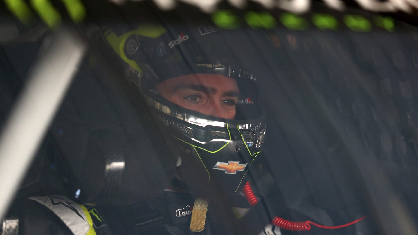 Monster Energy NASCAR Cup Series STP 500 - Practice