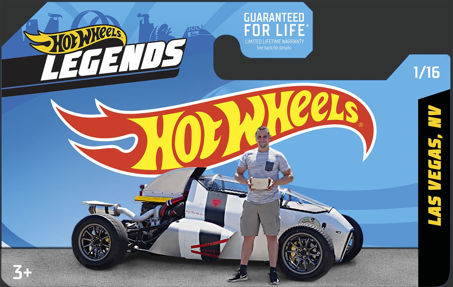 Hot Wheels Legends