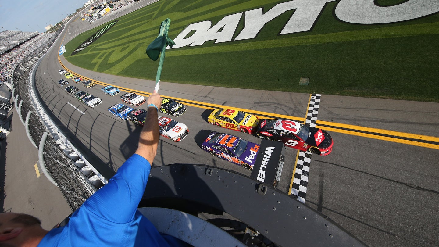 Monster Energy NASCAR Cup Series Advance Auto Parts Clash