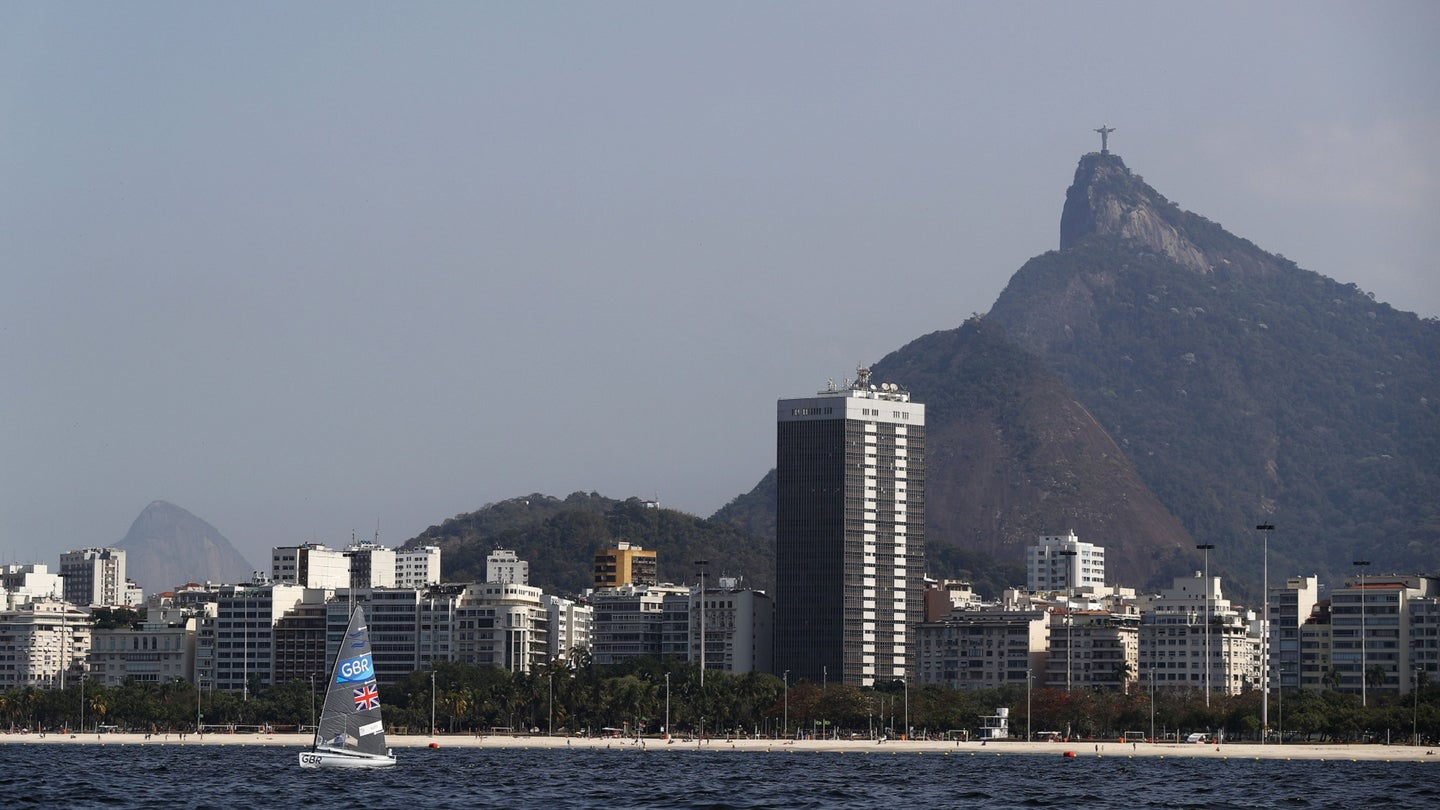 Sailing - Olympics: Day 4