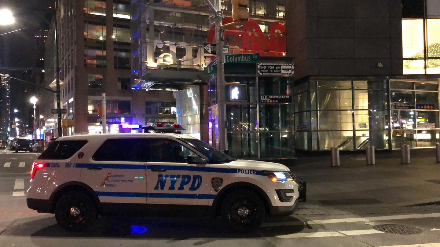 Bomb Threat at CNN's New York Offices